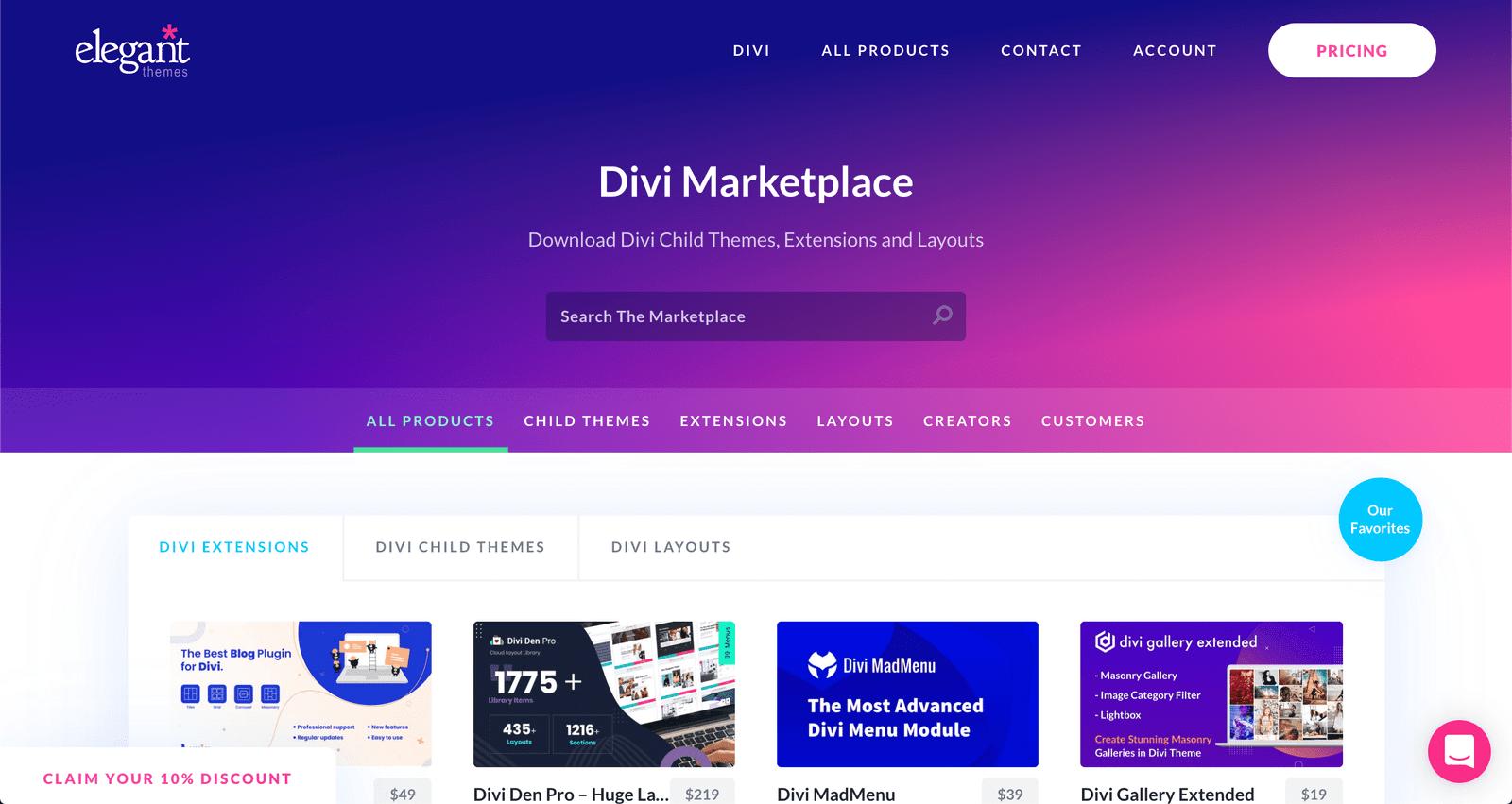 La Divi MarketPlace